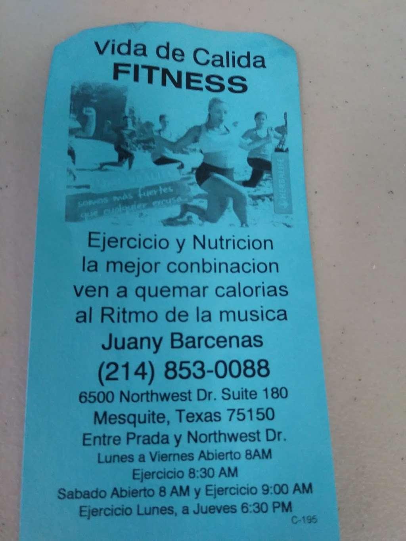 Club Vida De Calidad Ejercicio Y Nutrición - cafe  | Photo 3 of 7 | Address: 6500 Northwest Dr suite 180, Mesquite, TX 75150, USA