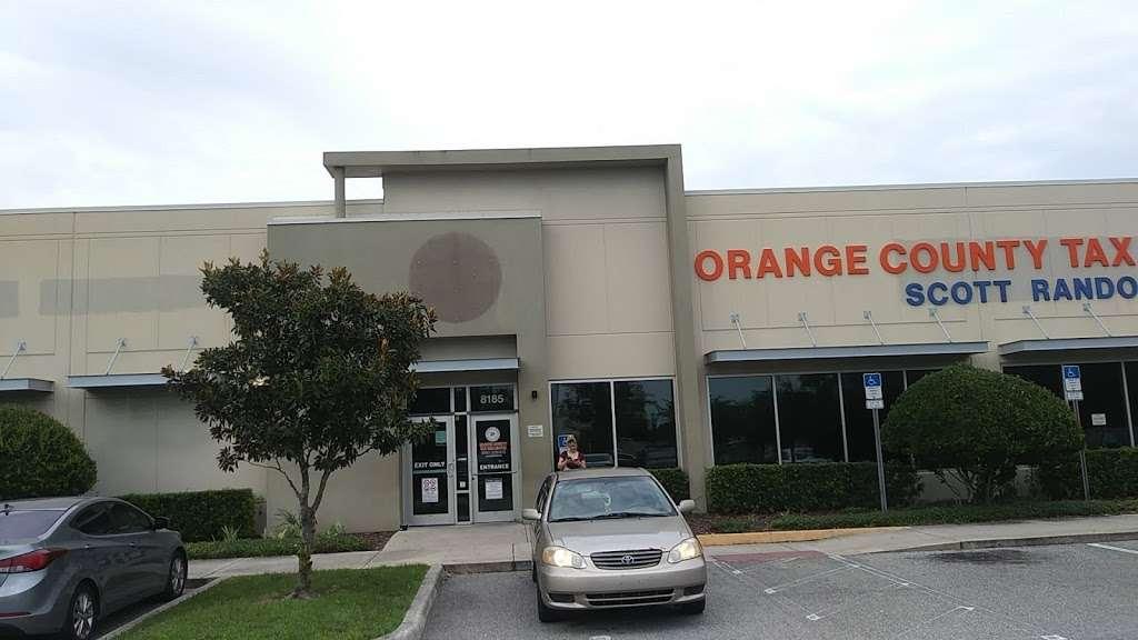 DMV - local government office  | Photo 1 of 10 | Address: 8185 Lee Vista Blvd, Orlando, FL 32829, USA | Phone: (407) 845-6200