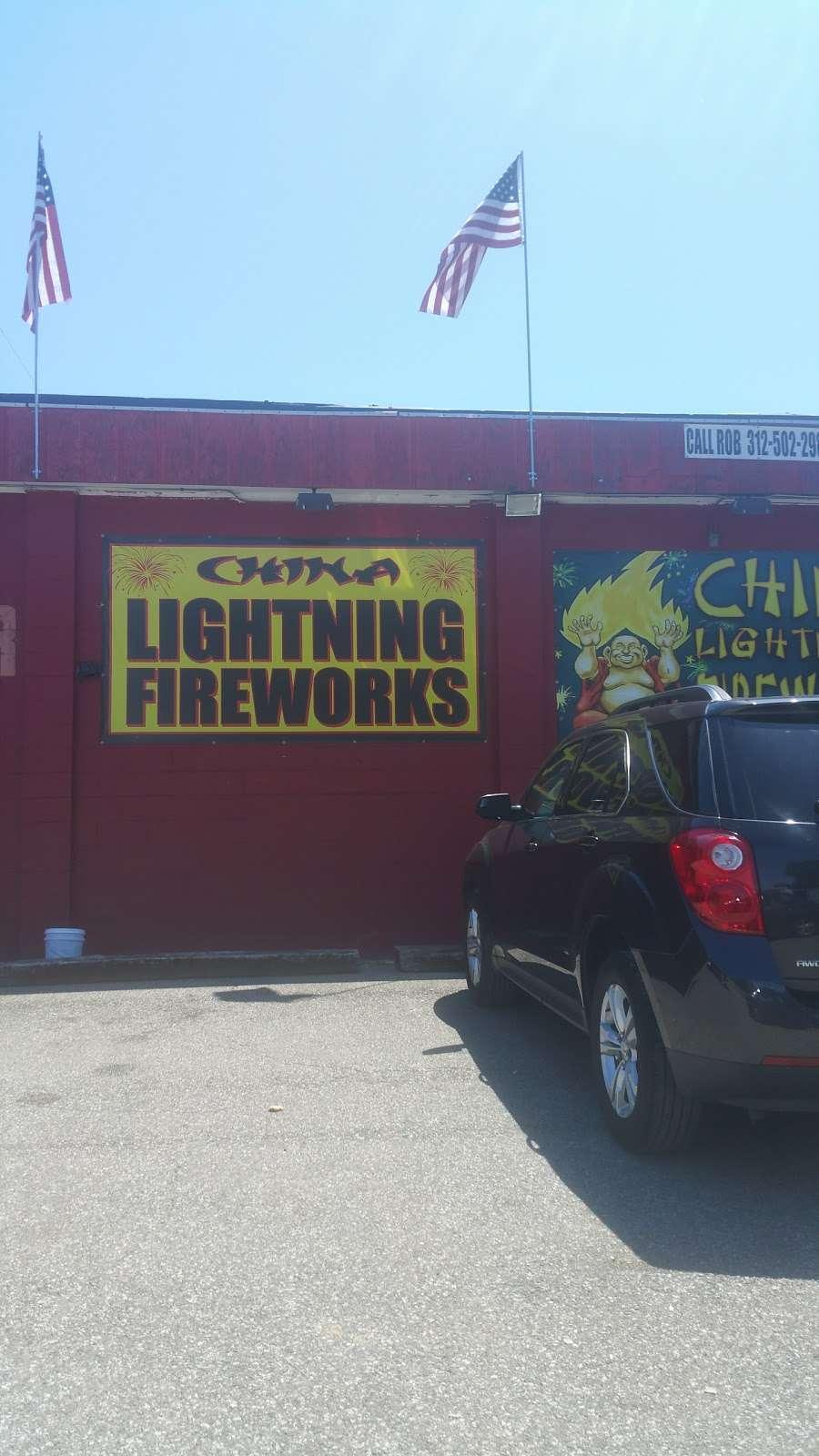 Lightning Fireworks - store    Photo 6 of 9   Address: 9401 Melton Rd, Gary, IN 46403, USA   Phone: (312) 502-2987