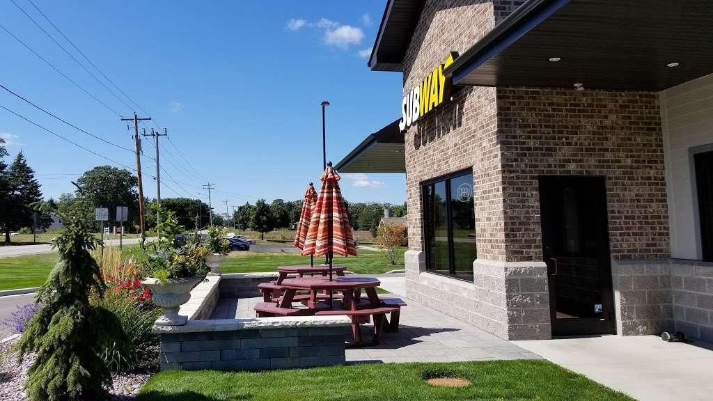 Subway Restaurants - restaurant  | Photo 10 of 10 | Address: 1660 15th Ave, Union Grove, WI 53182, USA | Phone: (262) 878-7897