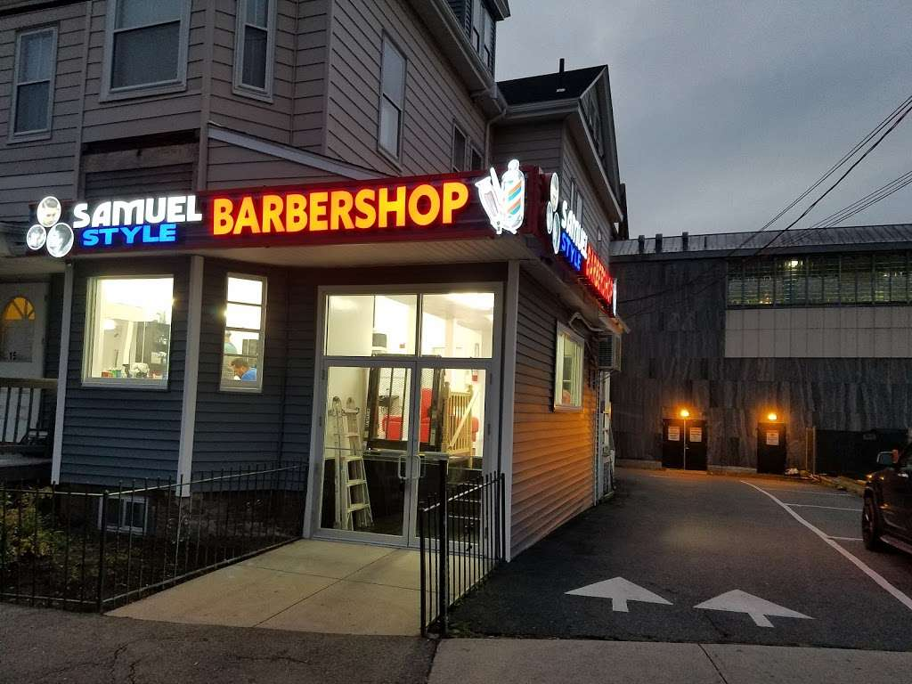 Samuel Style Barbershop - hair care  | Photo 1 of 3 | Address: 11 Bennington St, Revere, MA 02151, USA | Phone: (617) 953-2045