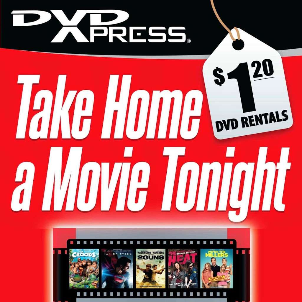 DVDXpress Kiosk @ ACME Markets - movie rental  | Photo 1 of 1 | Address: 3105 Main St, Mohegan Lake, NY 10547, USA | Phone: (914) 526-6688