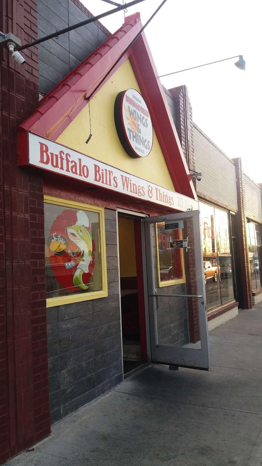 Buffalo Bills Wings & Things - restaurant    Photo 3 of 10   Address: 7236 E Colfax Ave, Denver, CO 80220, USA   Phone: (303) 393-7777