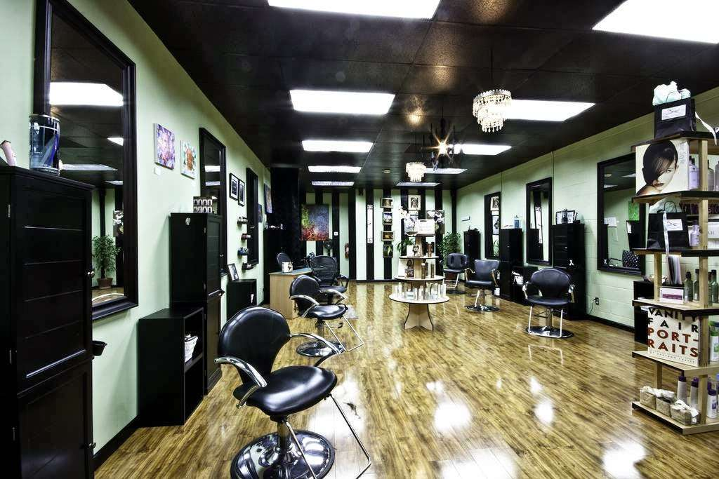 Industry Salon - art gallery  | Photo 1 of 3 | Address: 292 E Foothill Blvd suite d, Arcadia, CA 91006, USA | Phone: (626) 826-1019