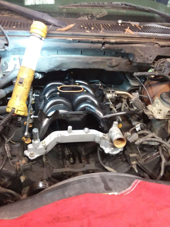 54N AutoMotion - car repair    Photo 3 of 10   Address: 1250 John St, China Grove, NC 28023, USA   Phone: (704) 855-1080
