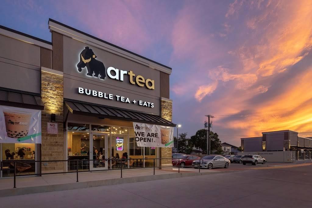 Artea Bubble Tea + Eats - cafe  | Photo 4 of 10 | Address: 6362 De Zavala Rd #108, San Antonio, TX 78249, USA | Phone: (210) 462-1388