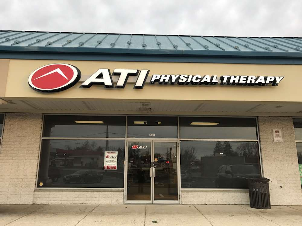 ATI Physical Therapy - Health | 511 Main St, Reisterstown