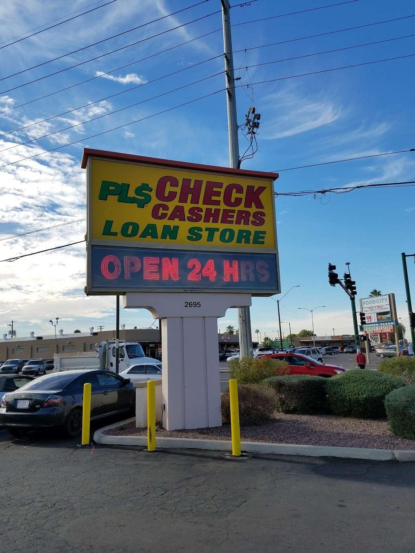 PLS Transportation Services - local government office  | Photo 2 of 3 | Address: 2695 W Van Buren St, Phoenix, AZ 85009, USA | Phone: (602) 278-2525