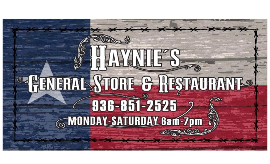 Haynies General Store and Restaurant - restaurant  | Photo 4 of 10 | Address: 11035 FM 149, Richards, TX 77873, USA | Phone: (936) 851-2525