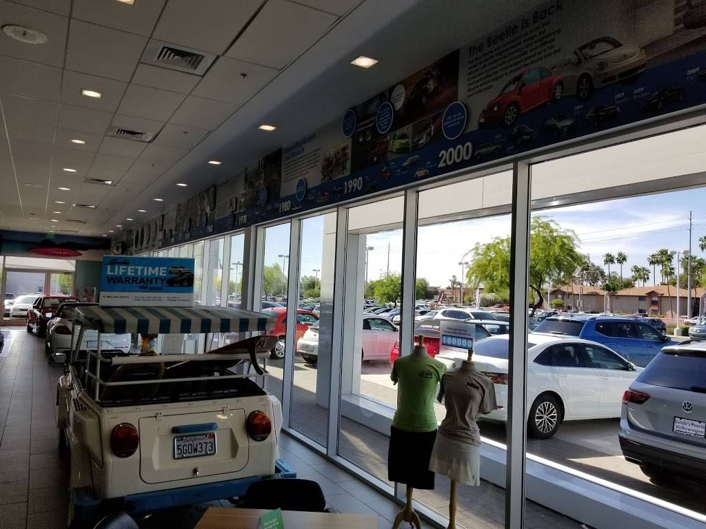 Lundes Peoria Volkswagen - car dealer    Photo 7 of 9   Address: 8801 W Bell Rd, Peoria, AZ 85382, USA   Phone: (623) 875-4000