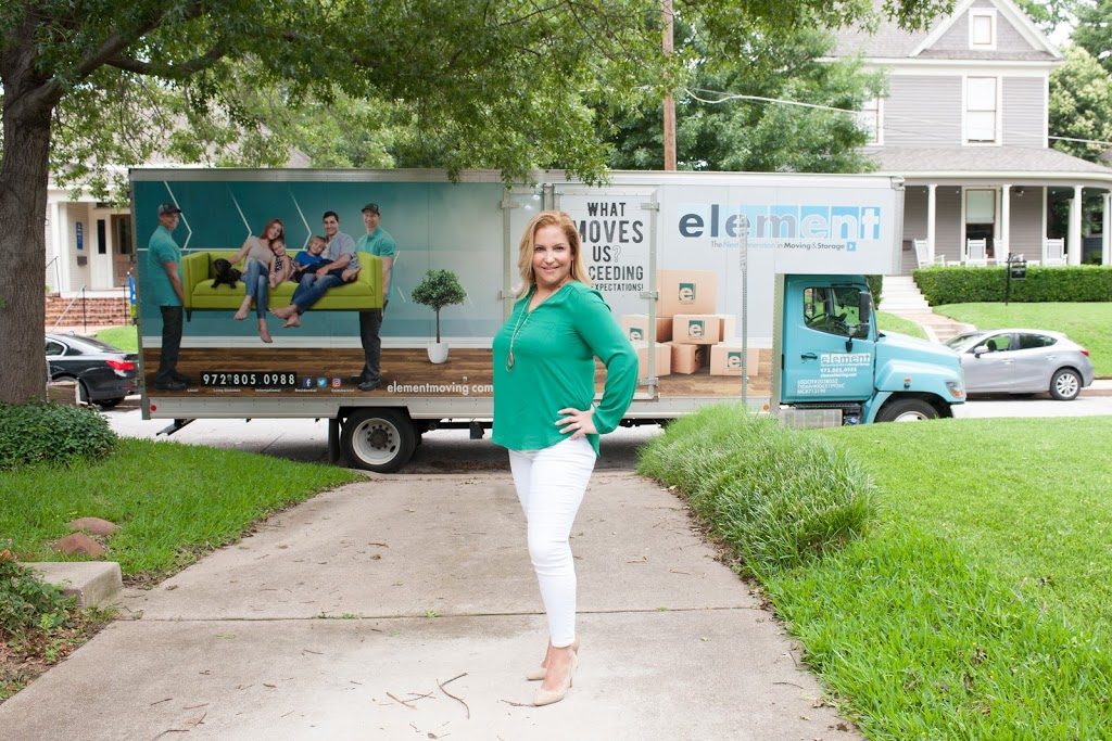Element Moving and Storage - moving company  | Photo 1 of 5 | Address: 12011 Denton Dr, Dallas, TX 75234, USA | Phone: (972) 805-0988