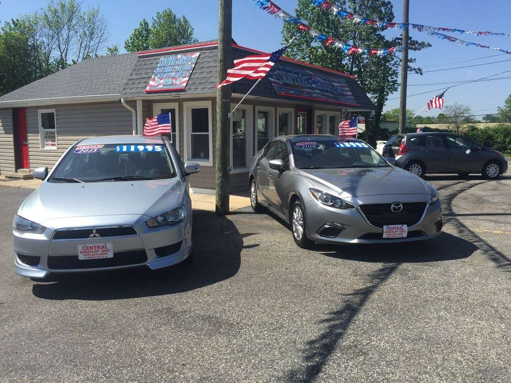 Central Group Inc - car dealer  | Photo 1 of 10 | Address: 1169 US-130, Robbinsville, NJ 08691, USA | Phone: (609) 223-0990