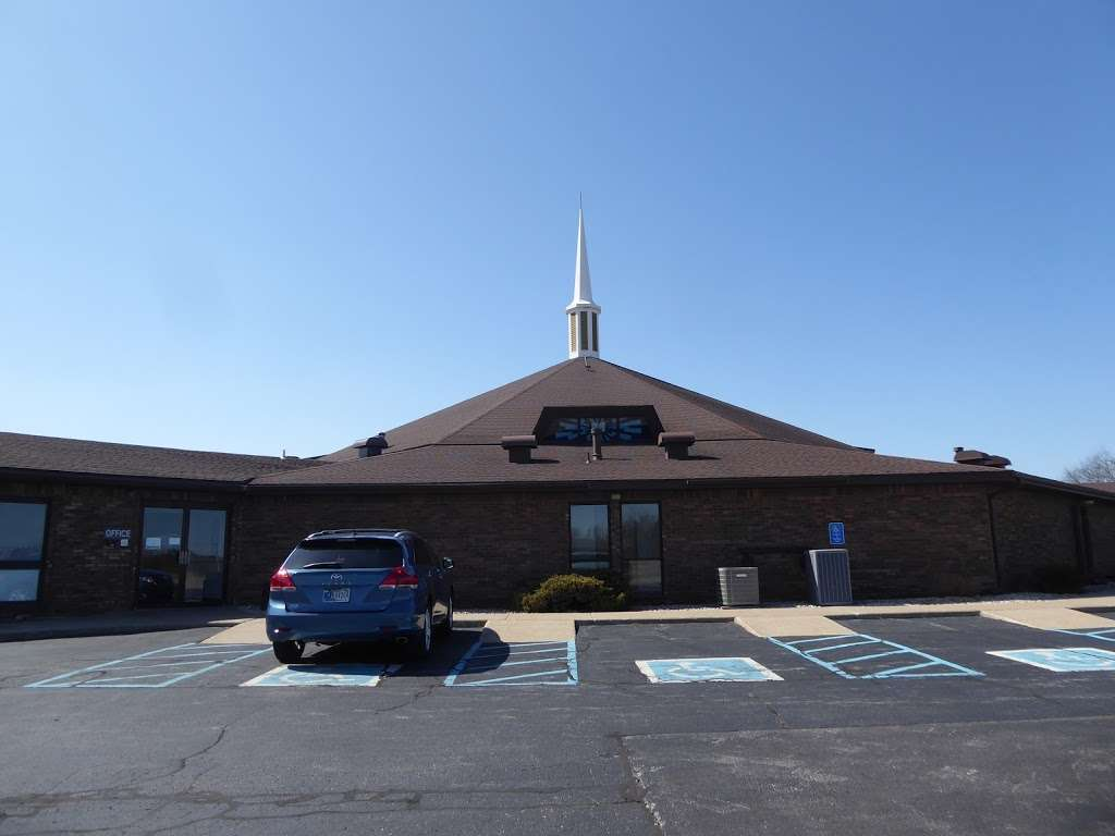 Southlake Church Of The Nazarene - church  | Photo 5 of 7 | Address: 7355 Lincoln Hwy, Crown Point, IN 46307, USA | Phone: (219) 947-2836