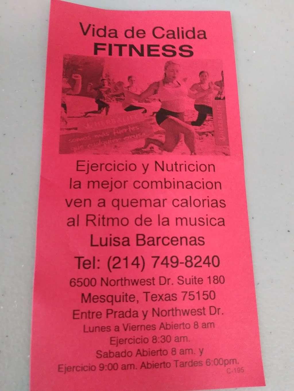 Club Vida De Calidad Ejercicio Y Nutrición - cafe  | Photo 4 of 7 | Address: 6500 Northwest Dr suite 180, Mesquite, TX 75150, USA