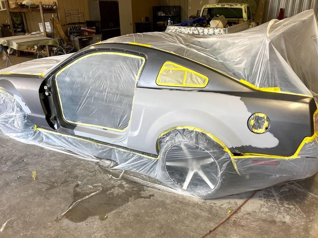1st Class Customs & Collision LLC - car repair    Photo 2 of 9   Address: 5160 Lemons Rd #100, Fort Worth, TX 76140, USA   Phone: (817) 243-4604