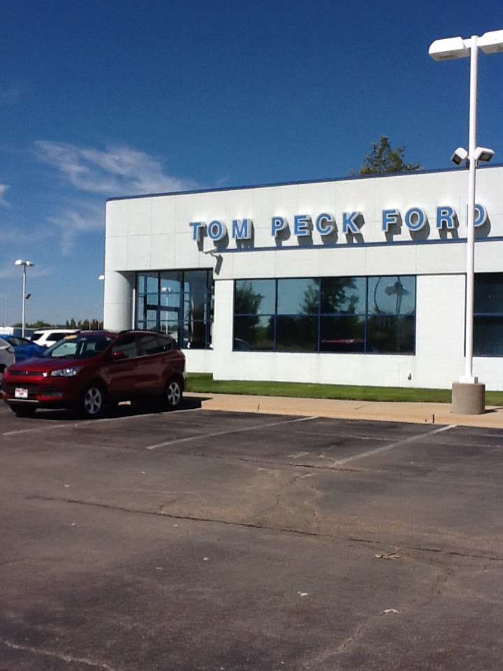 Tom Peck Ford of Huntley - car repair  | Photo 6 of 10 | Address: 13900 Automall Dr, Huntley, IL 60142, USA | Phone: (847) 669-6060
