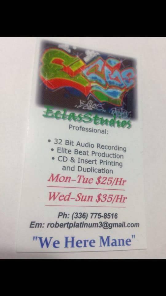 Eclas·Digital·Studio - electronics store  | Photo 5 of 5 | Address: 2704 New Walkertown Rd, Winston-Salem, NC 27105, USA | Phone: (336) 775-8516
