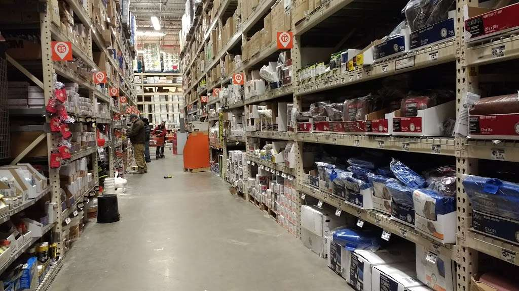 The Home Depot - hardware store  | Photo 6 of 10 | Address: 550 Hamilton Ave, Brooklyn, NY 11232, USA | Phone: (718) 832-8553