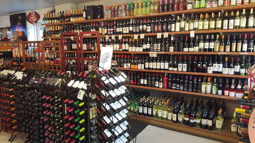 Daniel Liquors & Wines Inc - store  | Photo 3 of 10 | Address: 87 Garden St, Hoboken, NJ 07030, USA | Phone: (201) 656-9997