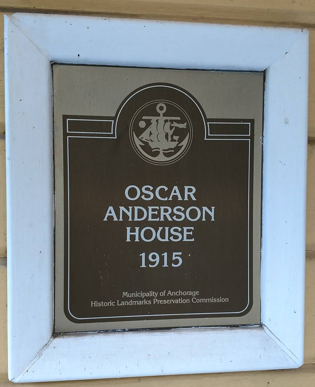 Oscar Anderson House Museum - museum  | Photo 4 of 10 | Address: 420 M St, Anchorage, AK 99501, USA | Phone: (907) 274-2336
