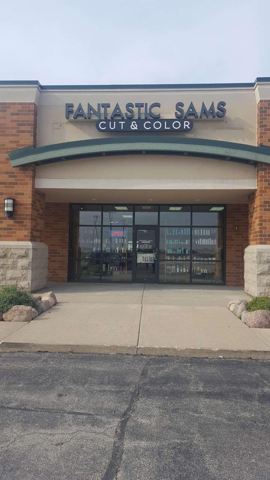 Fantastic Sams Cut & Color - hair care    Photo 1 of 7   Address: 833 S Ridge Rd, Minooka, IL 60447, USA   Phone: (815) 467-9130