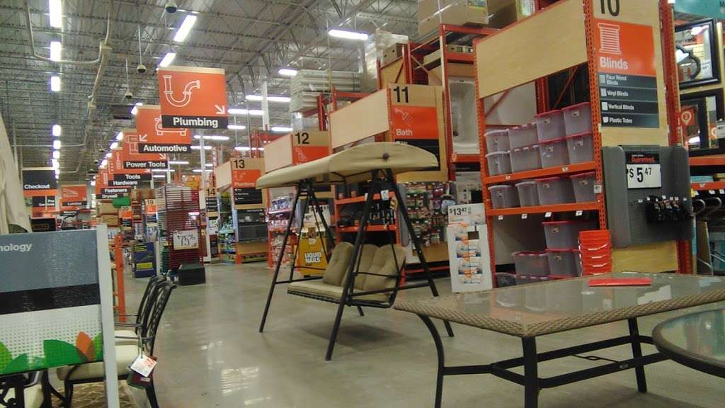 The Home Depot 4210 S Lee S Summit Rd Independence Mo 64055 Usa
