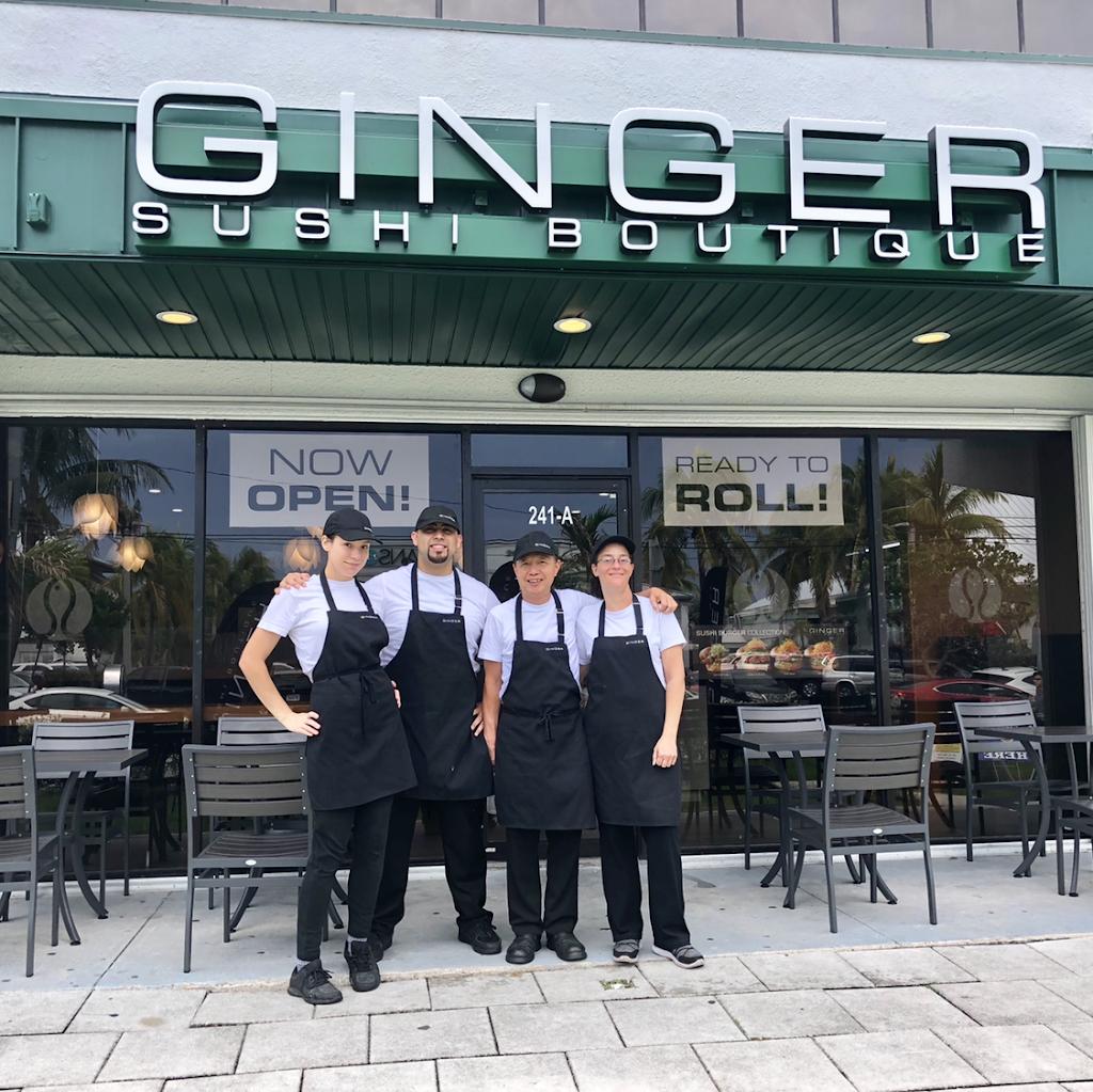 Ginger Sushi Boutique - restaurant  | Photo 1 of 8 | Address: 241 N Ocean Dr, Deerfield Beach, FL 33441, USA | Phone: (954) 708-2500