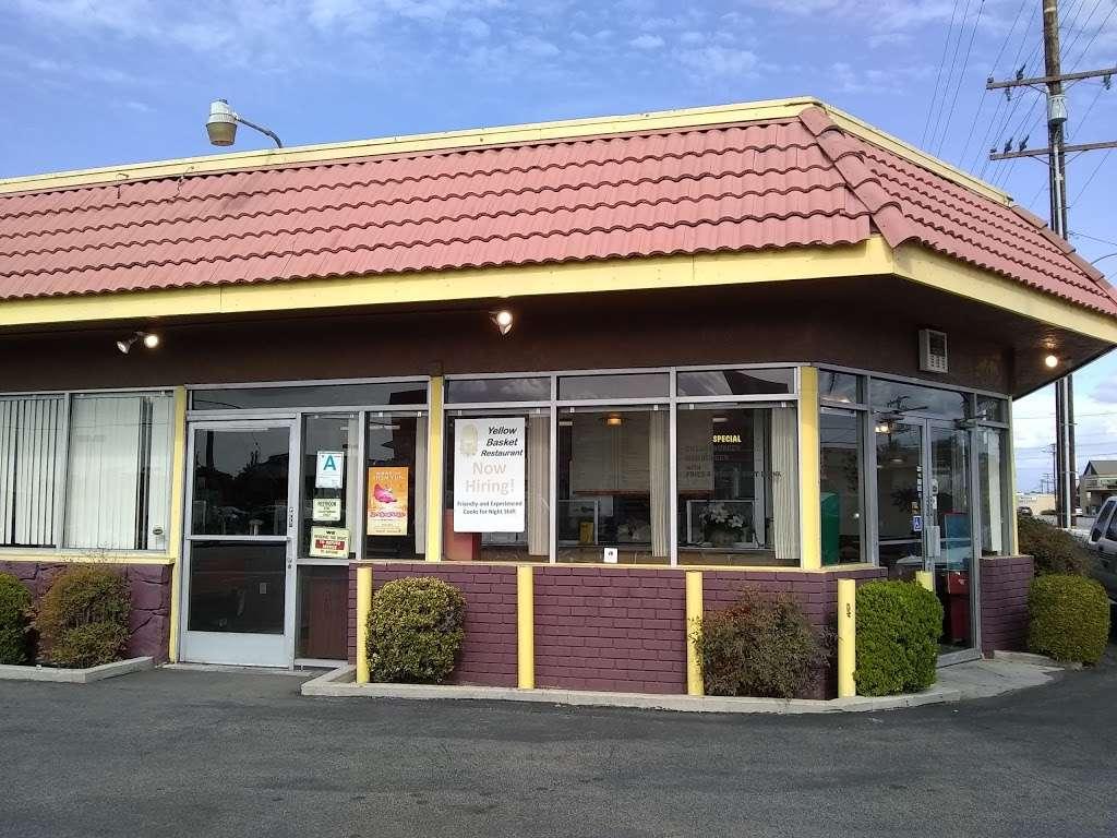 Yellow Basket - restaurant  | Photo 2 of 10 | Address: 18189 S Western Ave, Gardena, CA 90248, USA | Phone: (310) 327-2064