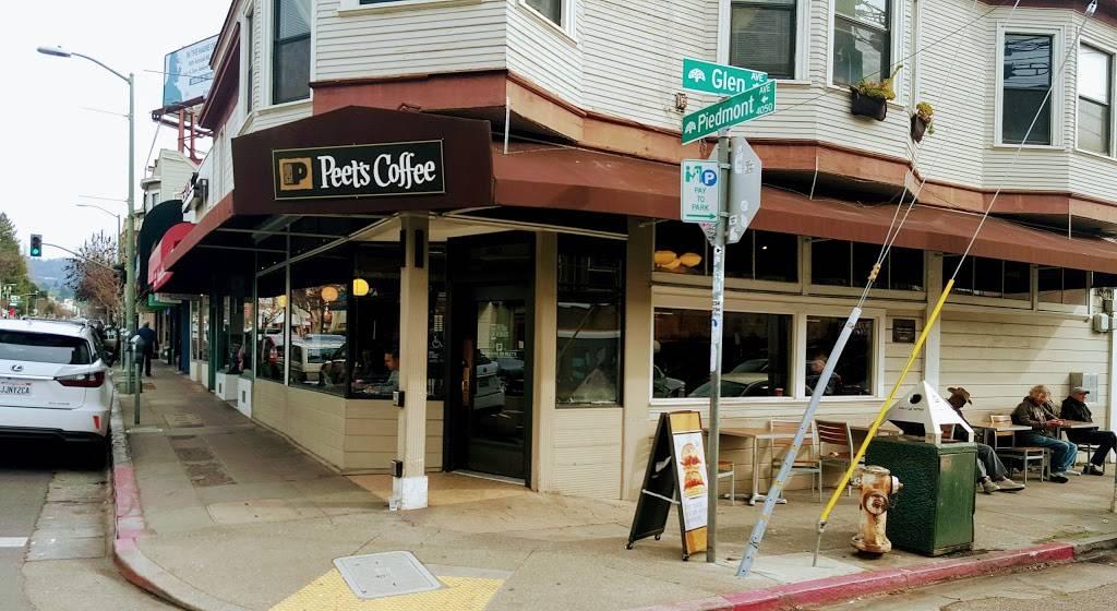 Peets Coffee - cafe    Photo 2 of 10   Address: 4050 Piedmont Ave, Oakland, CA 94611, USA   Phone: (510) 655-3228