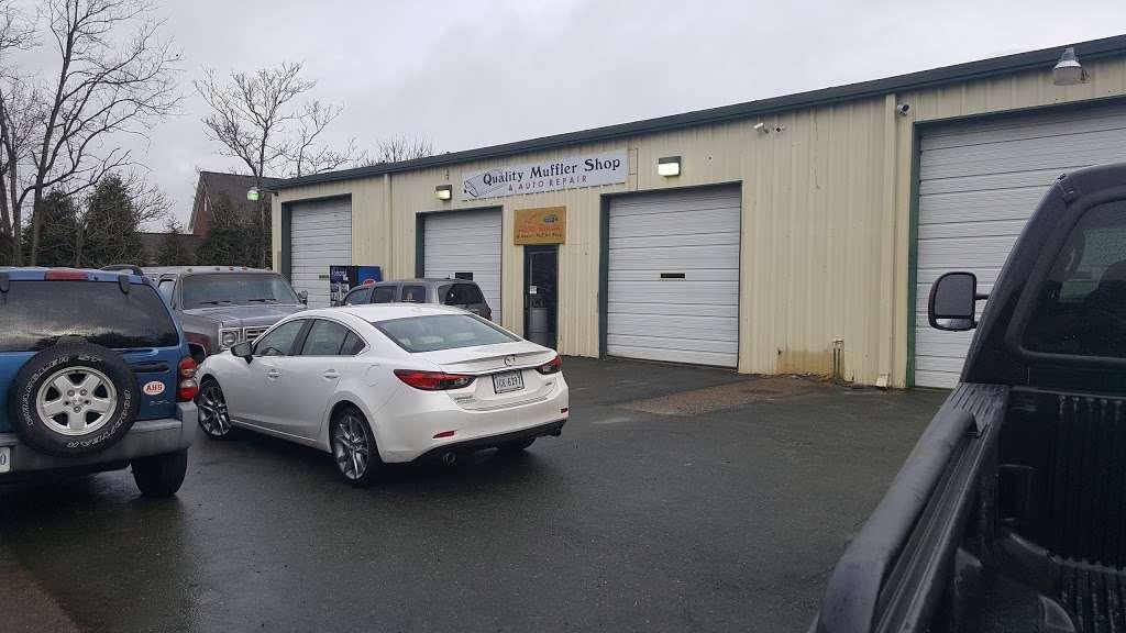 Kennys Auto & Quality Muffler - car repair  | Photo 9 of 10 | Address: 9984 3 Notch Rd, Troy, VA 22974, USA | Phone: (434) 589-5222