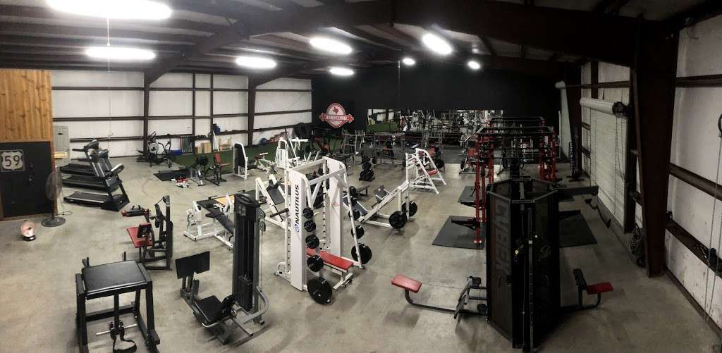 The Scarlet Barbell Club - gym  | Photo 5 of 5 | Address: 18790 US-59, New Caney, TX 77357, USA | Phone: (832) 793-5105