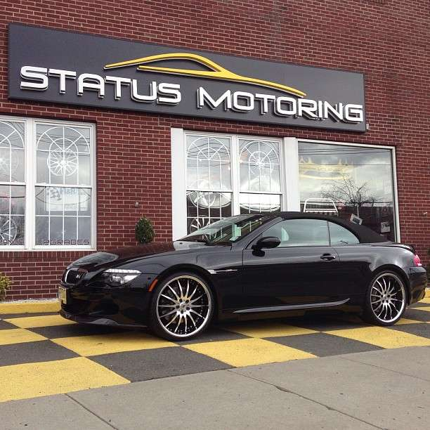 Status Motoring - car repair  | Photo 5 of 10 | Address: 480 US-46, South Hackensack, NJ 07606, USA | Phone: (201) 313-0606
