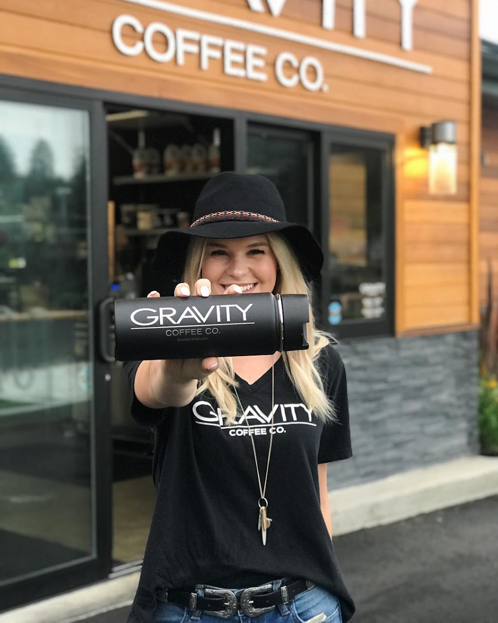 Gravity Coffee - Federal Way South - cafe  | Photo 10 of 10 | Address: 35007 Enchanted Pkwy S, Federal Way, WA 98003, USA | Phone: (253) 447-8740