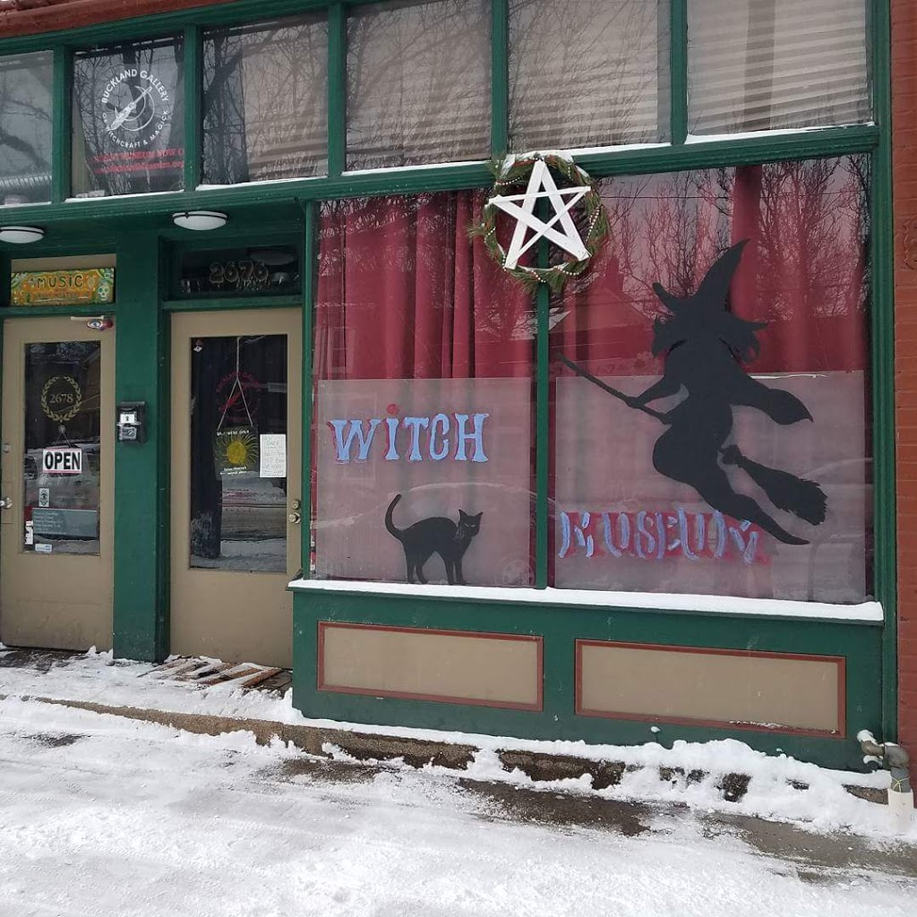 Buckland Museum of Witchcraft & Magick - museum  | Photo 3 of 10 | Address: 2155 Broadview Rd, Cleveland, OH 44109, USA | Phone: (718) 709-6643