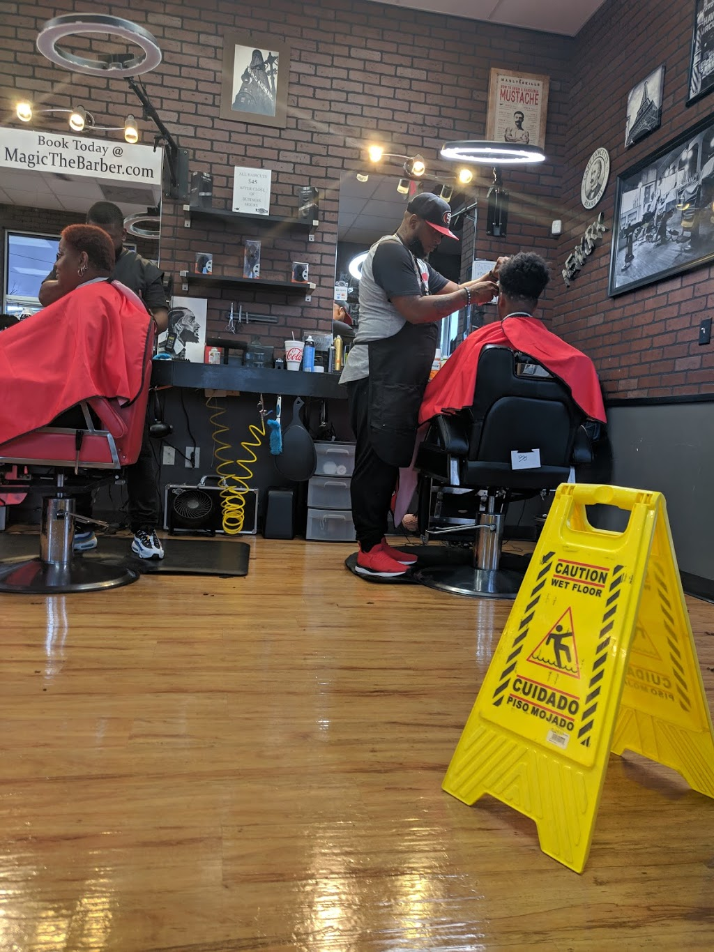 Goat Barber Shop - hair care    Photo 1 of 10   Address: 3425 Old 41 Hwy NW, Kennesaw, GA 30144, USA   Phone: (678) 324-8673