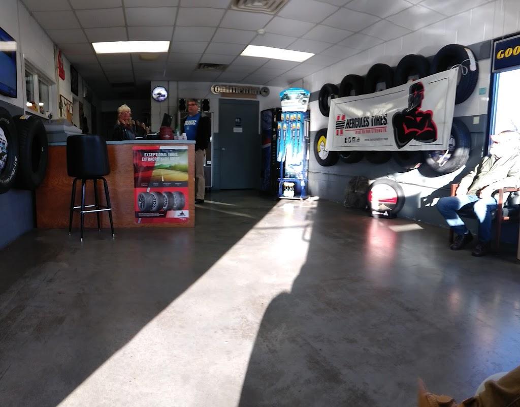 Harveys Tire & Services - car repair    Photo 5 of 7   Address: 306 S Main St, Randleman, NC 27317, USA   Phone: (336) 498-3272