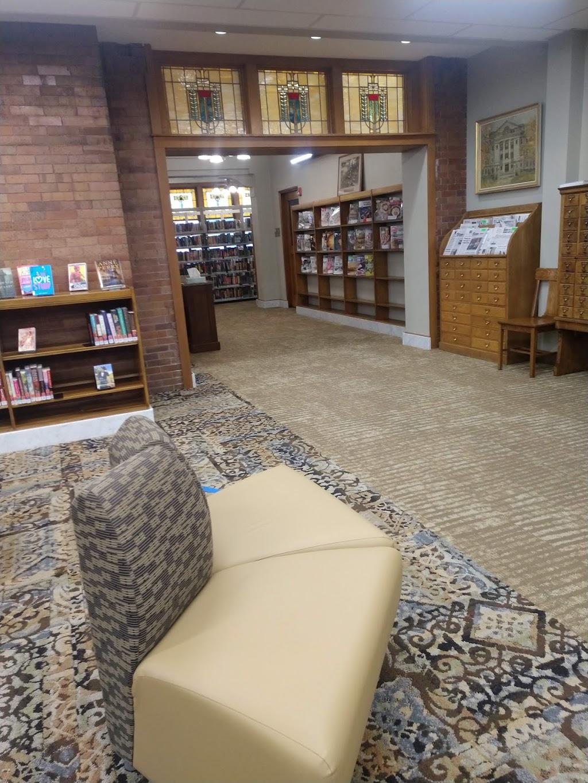 Eckhart Public Library - library  | Photo 9 of 10 | Address: 603 S Jackson St, Auburn, IN 46706, USA | Phone: (260) 925-2414
