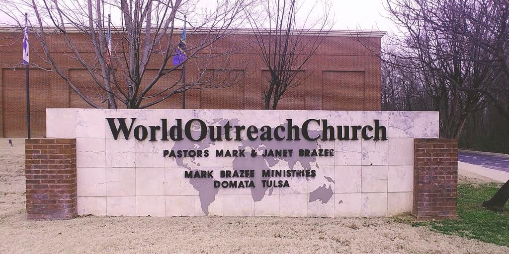 World Outreach Church Of Tulsa - church    Photo 4 of 10   Address: 8863 E 91st St, Tulsa, OK 74133, USA   Phone: (918) 461-9628