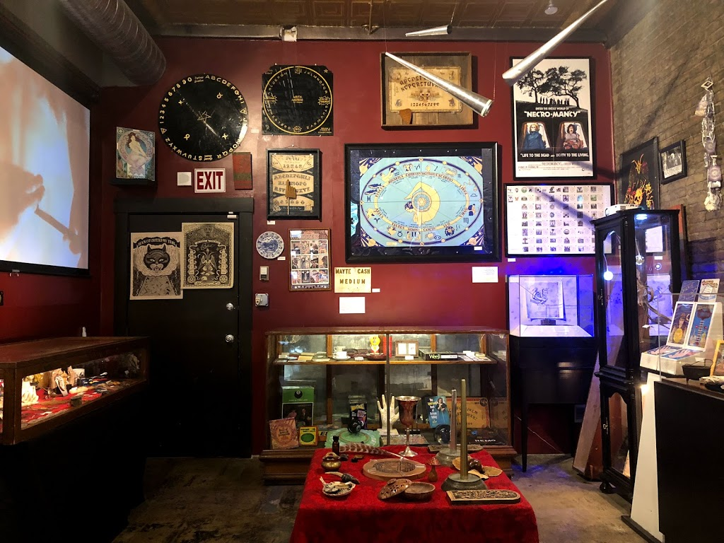 Buckland Museum of Witchcraft & Magick - museum  | Photo 7 of 10 | Address: 2155 Broadview Rd, Cleveland, OH 44109, USA | Phone: (718) 709-6643