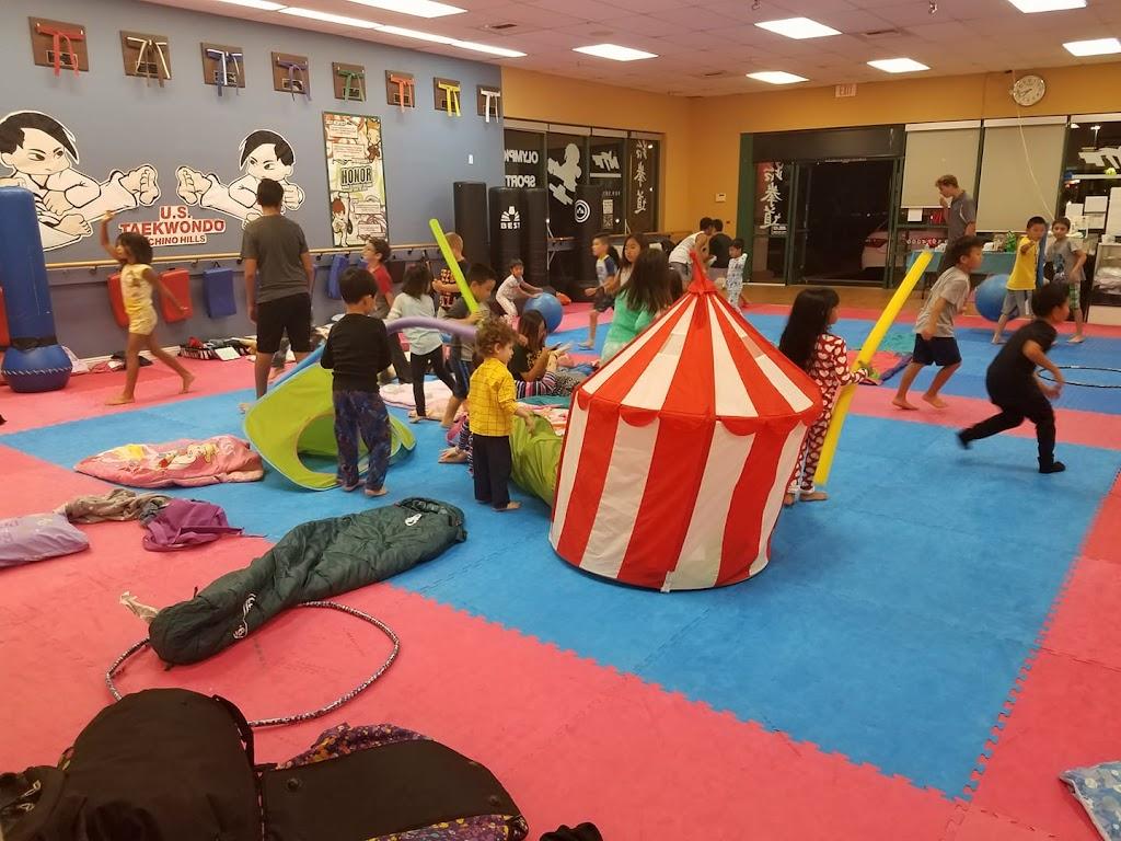 US Taekwondo Center - health    Photo 10 of 10   Address: 15938 Los Serranos Country Club Dr A, Chino Hills, CA 91709, USA   Phone: (909) 597-4000