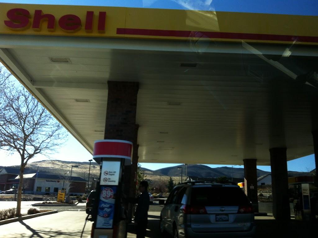 Shell - gas station  | Photo 2 of 4 | Address: 18500 Wedge Pkwy, Reno, NV 89511, USA | Phone: (775) 852-3329