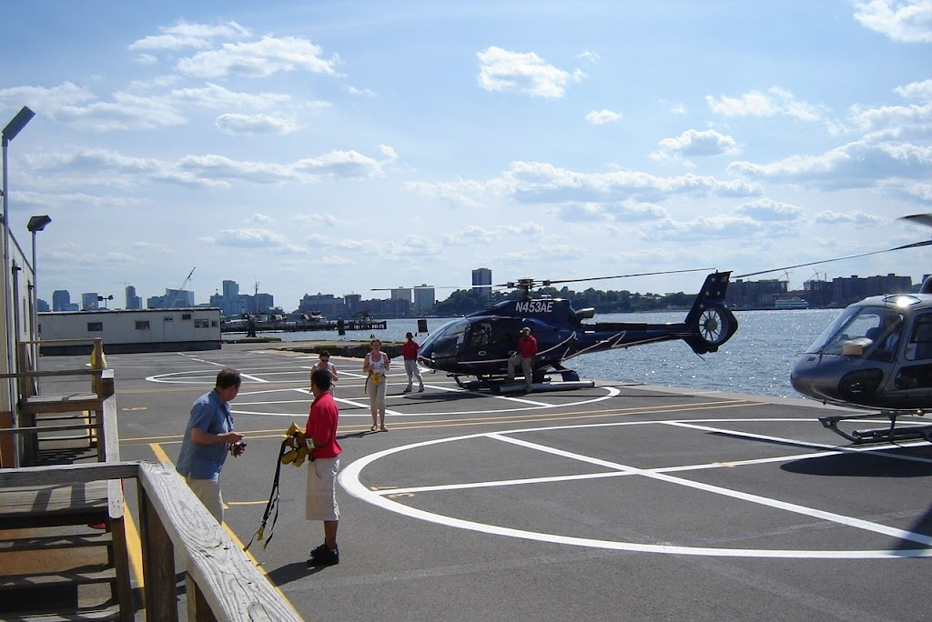 New York Helicopter Tours - travel agency    Photo 2 of 2   Address: 6 East River Greenway, Bikeway, NY 10004, USA   Phone: (212) 480-8300