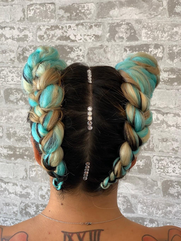 one 17 hair studios - hair care    Photo 3 of 10   Address: 7315 W Warm Springs Rd, Las Vegas, NV 89113, USA   Phone: (702) 496-5778