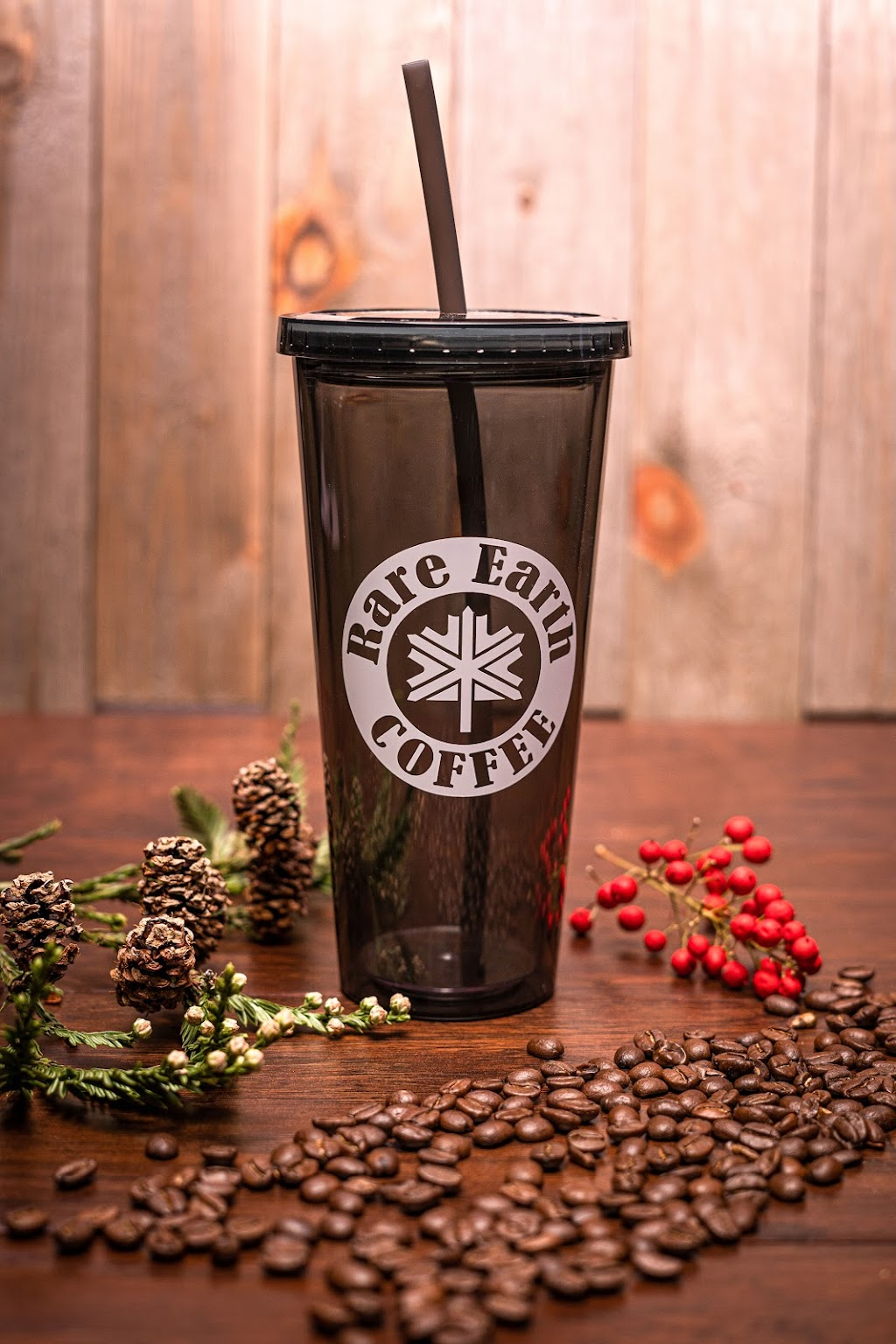 Rare Earth Coffee - cafe  | Photo 5 of 10 | Address: 7505 N Willow Ave, Fresno, CA 93720, USA | Phone: (559) 940-7538