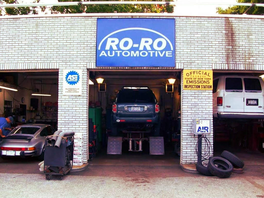 Ro-Ro Automotive Corp. - car repair    Photo 2 of 5   Address: 592 N Broadway, White Plains, NY 10603, USA   Phone: (914) 686-7676