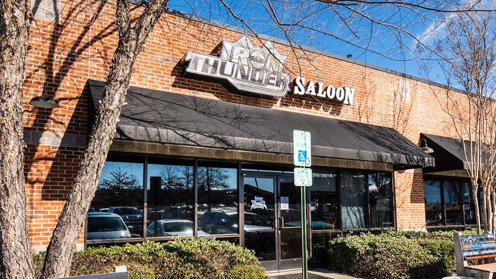 Iron Thunder Saloon & Grill Concord - restaurant  | Photo 1 of 10 | Address: 10023 Weddington Rd Ext., Concord, NC 28027, USA | Phone: (704) 979-3888