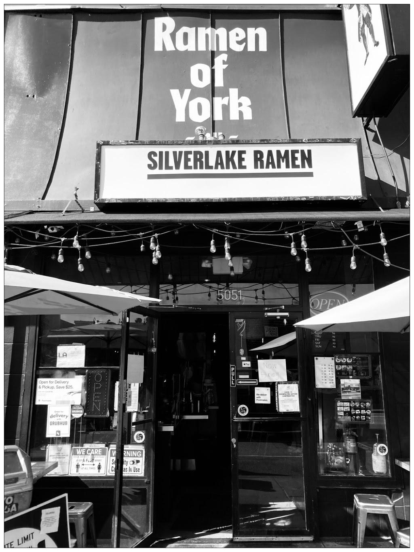 Ramen of York by Silverlake Ramen - restaurant    Photo 5 of 10   Address: 5051 York Blvd, Los Angeles, CA 90042, USA   Phone: (323) 999-7988