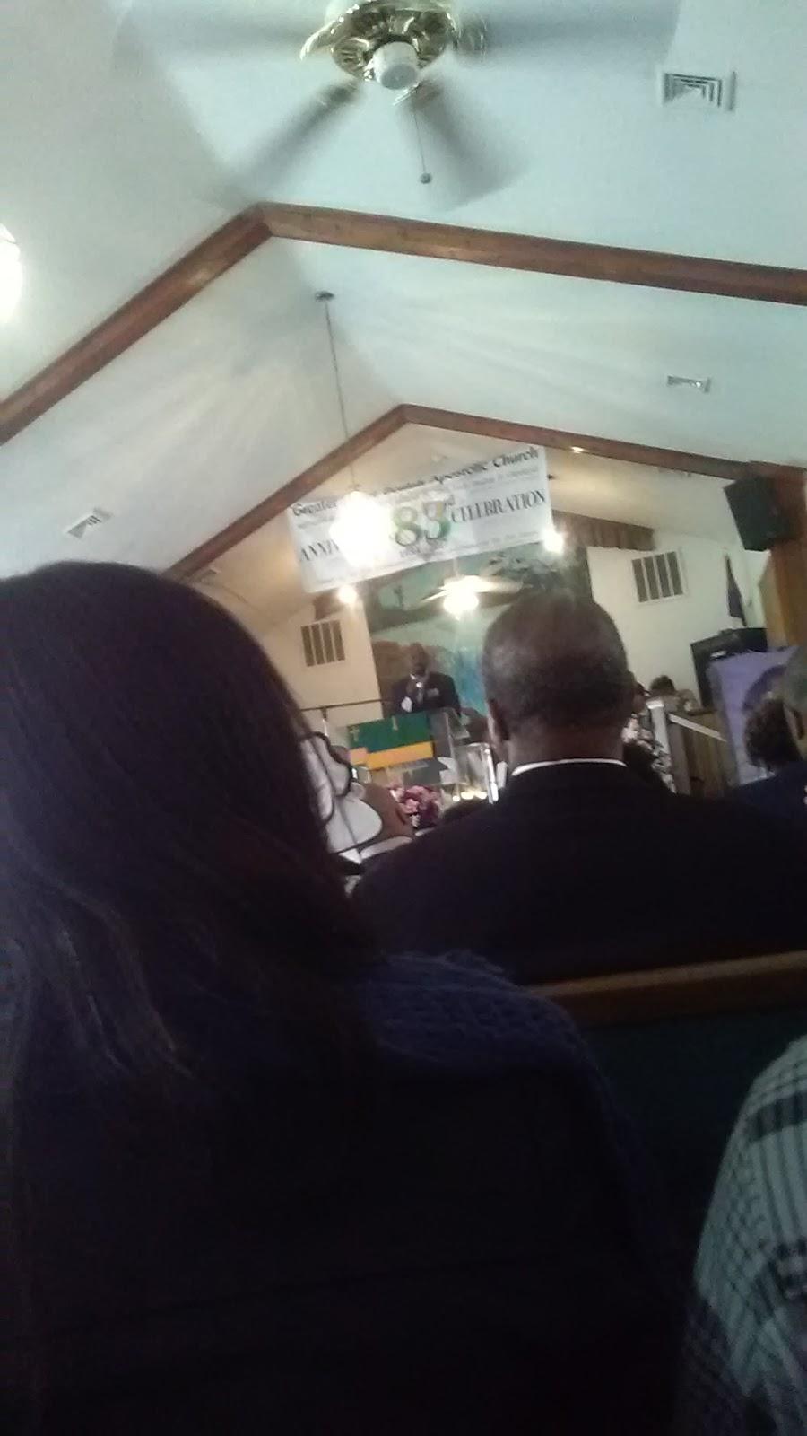 Greater Sweet Beulah Holiness - church  | Photo 4 of 4 | Address: 137 Maple St, Suffolk, VA 23434, USA | Phone: (757) 539-9535