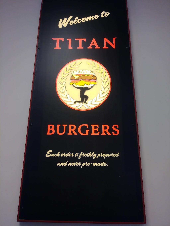 Titan Burgers - restaurant    Photo 7 of 10   Address: 2240 S Haven Ave, Ontario, CA 91761, USA   Phone: (909) 947-7273