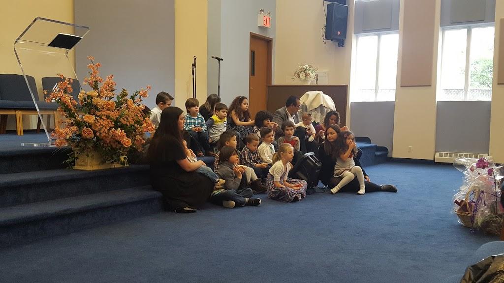 New York Luso Brazilian SDA Church - church    Photo 4 of 10   Address: 96-11 34th Ave, Corona, NY 11368, USA   Phone: (718) 651-4270